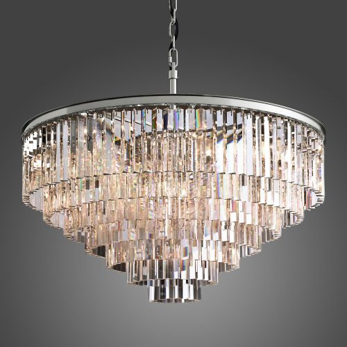 Odeon 28 Light Crystal Chandelier