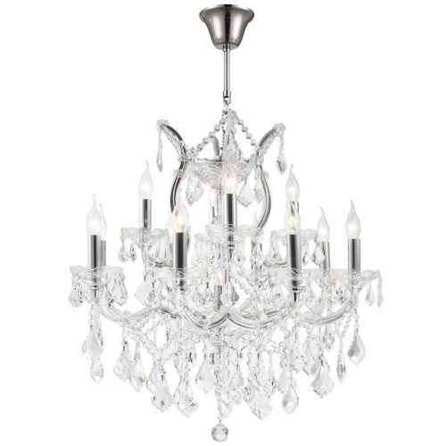 Maria Theresa 13 Light Crystal Chandelier