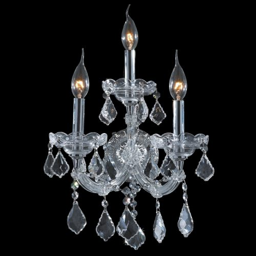 Maria Theresa 3 Light Sconce