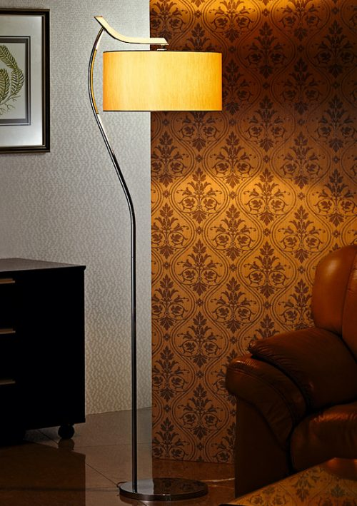 Windsor Floor Lamp with Shade