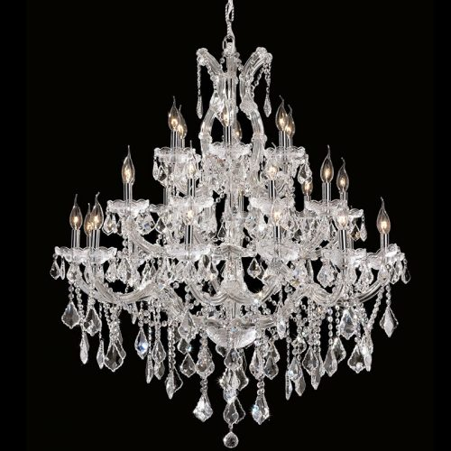 Maria Theresa 21 Light Crystal Chandelier