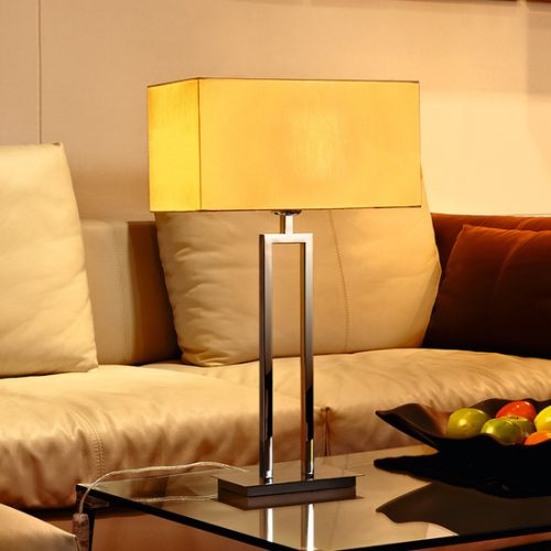 Comerstone Table Lamp with Shade
