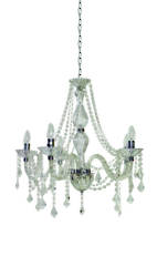 Garbo 5 Light Chandelier