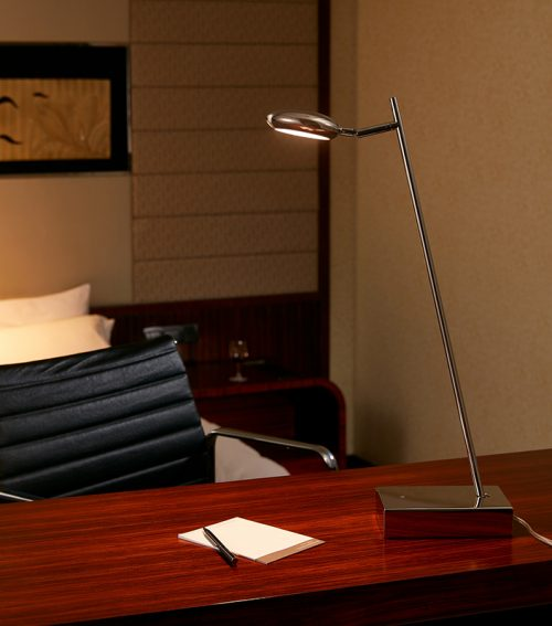 Z Round  LED Table Lamp