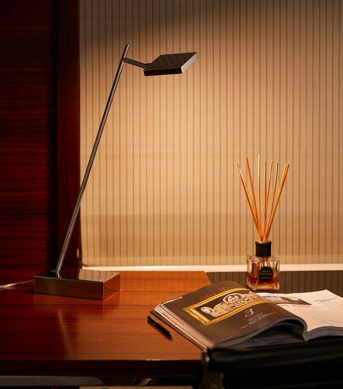 Z Square LED Table Lamp