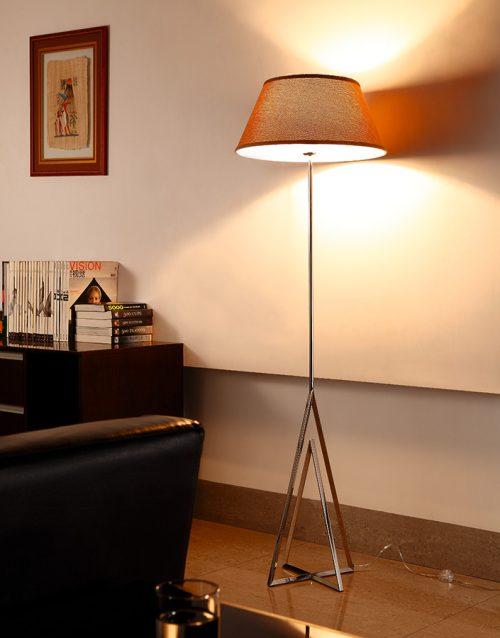 Apollo Floor Lamp with Shade