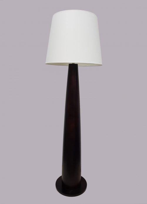 Atlas Floor Lamp with shade