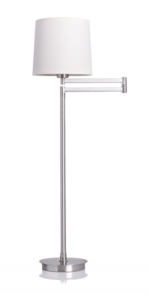 Capella Floor Lamp with Shade