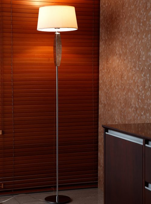 Elegance Floor Lamp with Shade