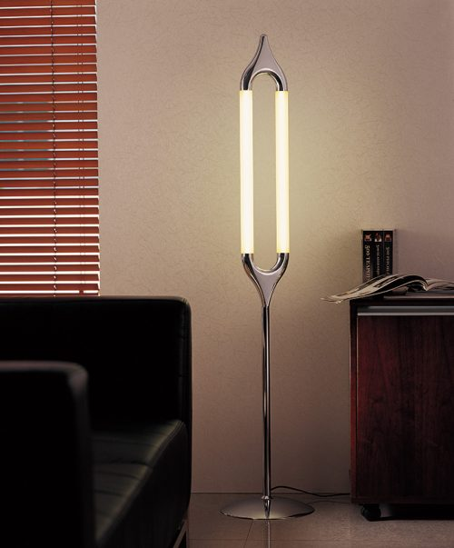 Eye  Floor Lamp