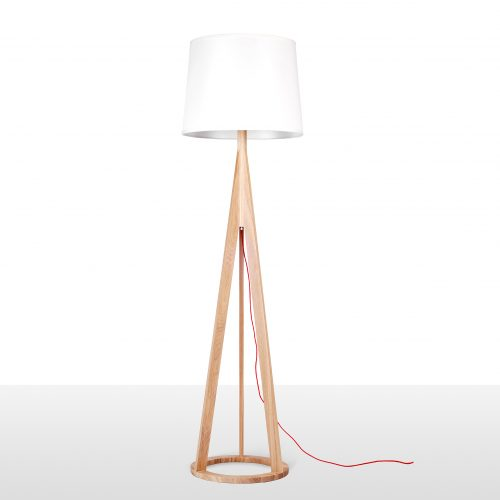 Fernz Floor Lamp with Shade