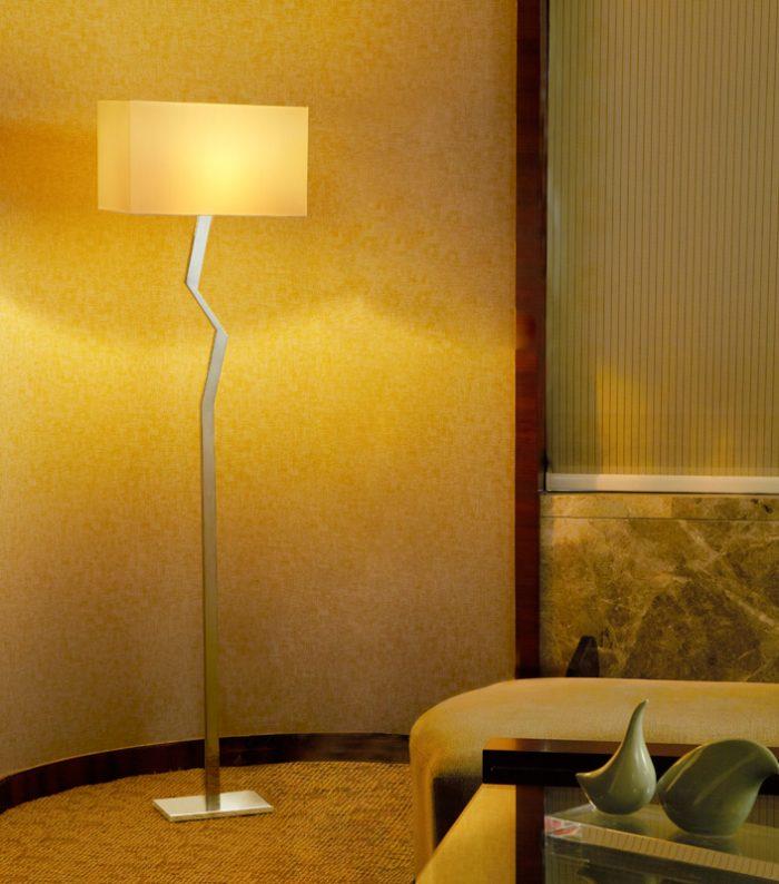 Origin Floor Lamp with Shade