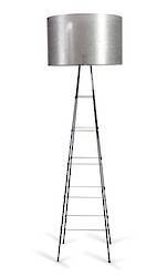 Pylon Pyramid Floor Lamp