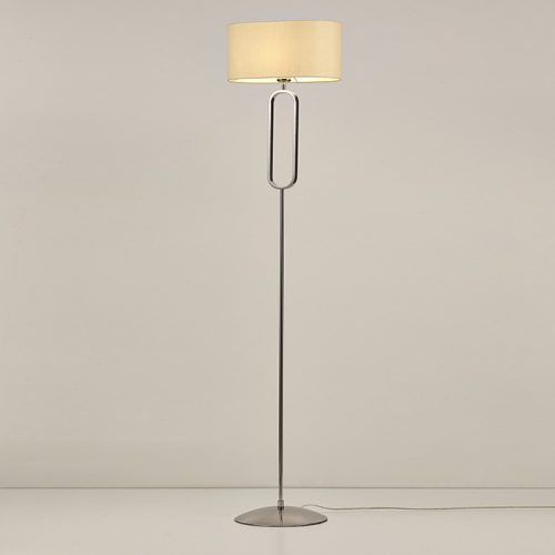 Roma Floor Lamp with Shade
