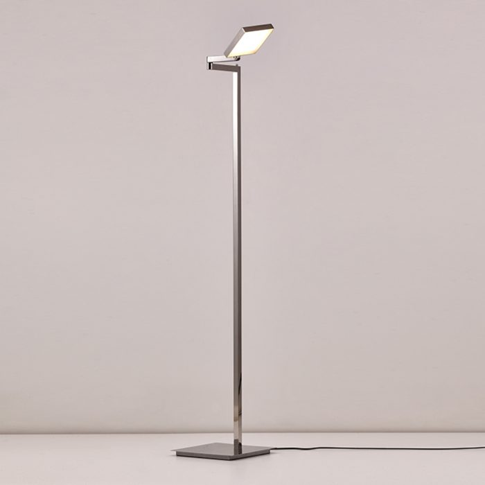 Solo Square Swing Floor Lamp