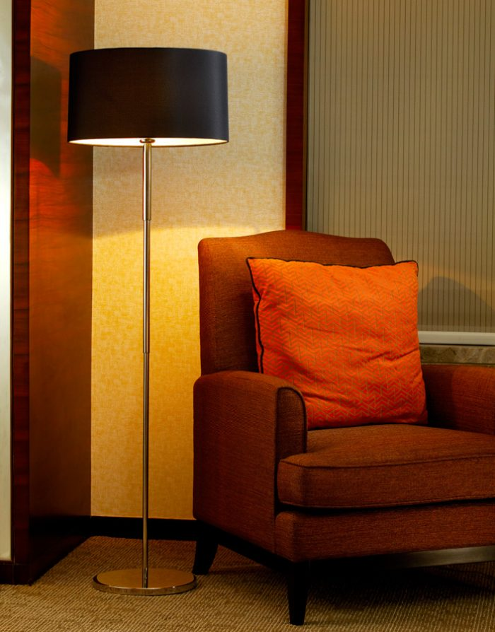 Tendency Floor Lamp with Shades
