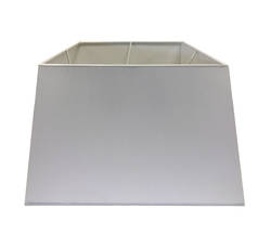 SRH25414WH - Tapered Square Shade White