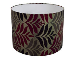 Drum shade custom made