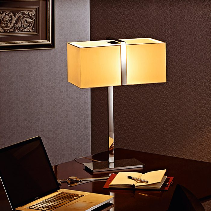 Accord Table Lamp with Shade