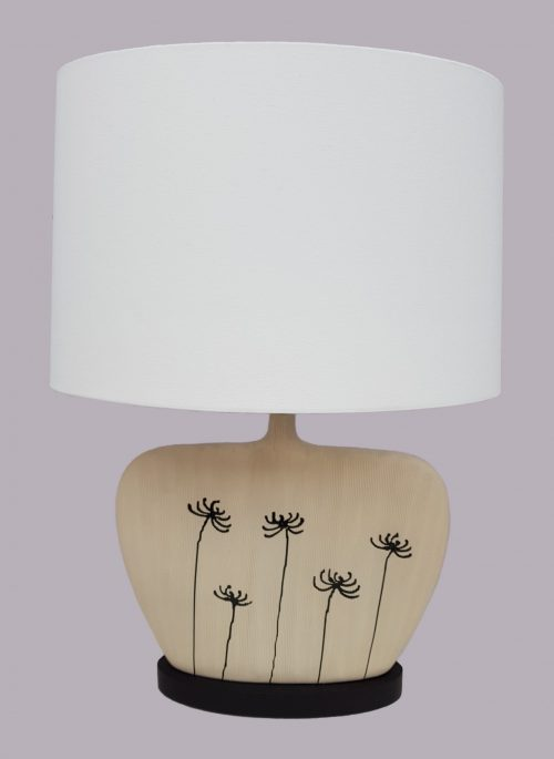 Agatha Table Lamp with Shade