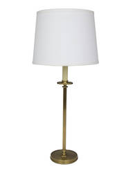 Bodega Ant Brass Table Lamp
