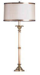 Cavendish Gold Table Lamp with Shade