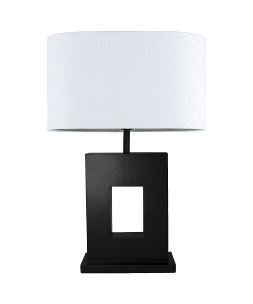 Chun Mini Table Lamp with Shade
