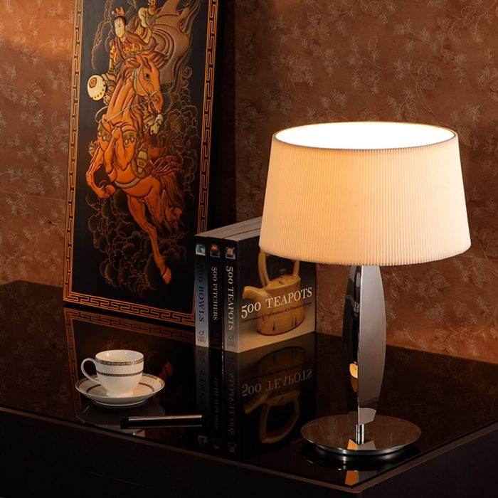 Elegance Table Lamp  with Shade