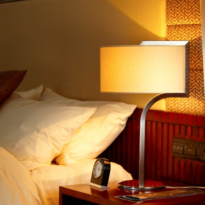 Empire Table lamp with Shade