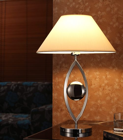 Galaxy Table Lamp with Shade
