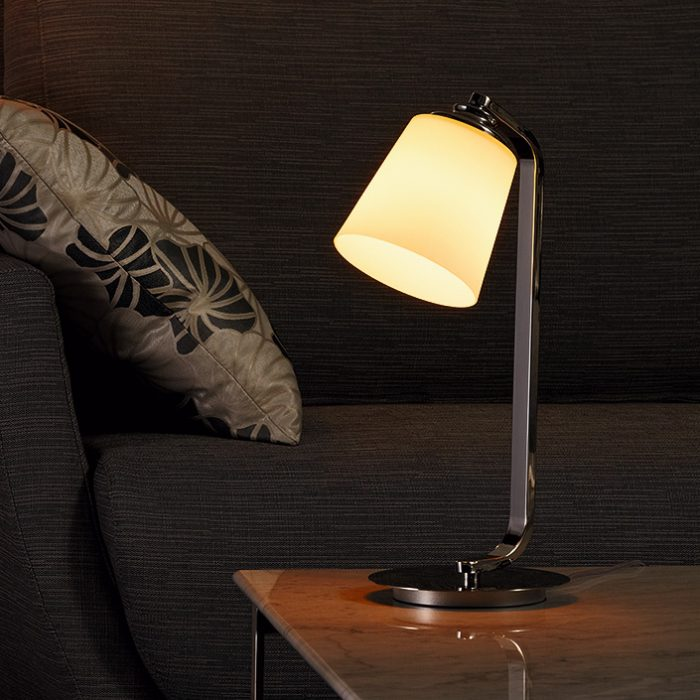 Gental Table Lamp with Shade