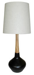 Goran Table Lamp with Shade
