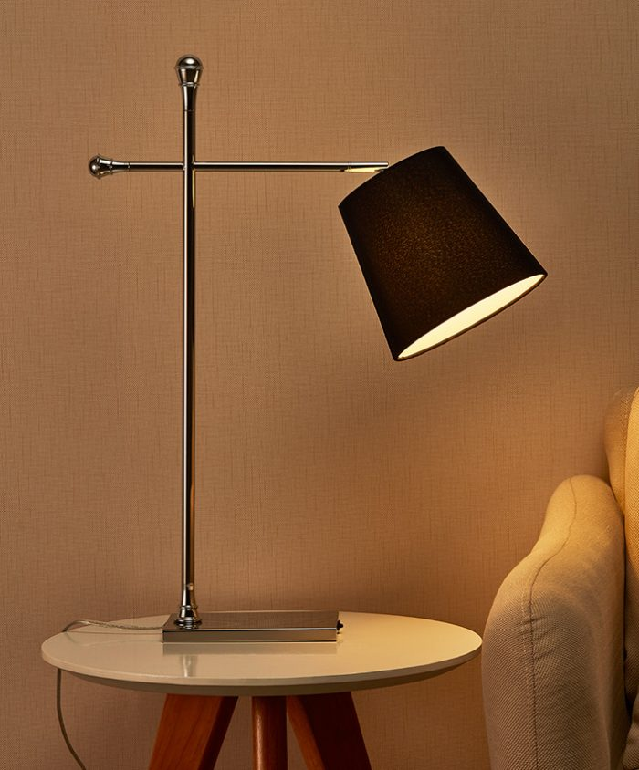 Libra Table Lamp with Shade