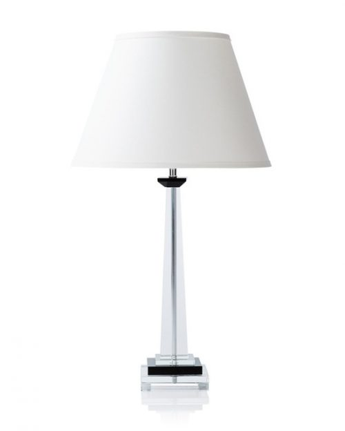 Magnifique Table Lamp with Shade