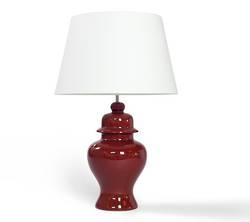 Magnum Ginger Jar Table Lamp