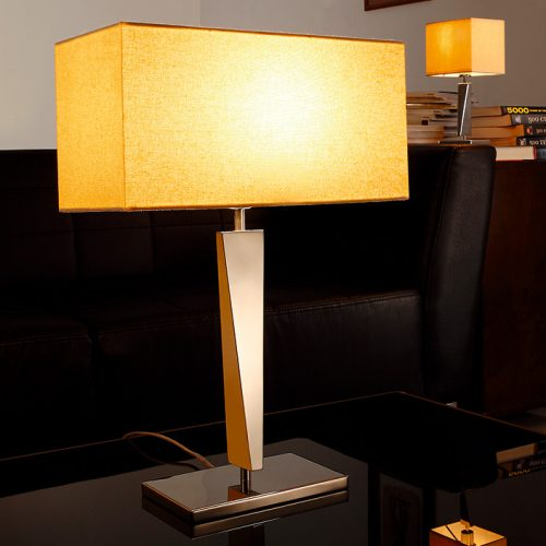Mansion Table Lamp with Shade