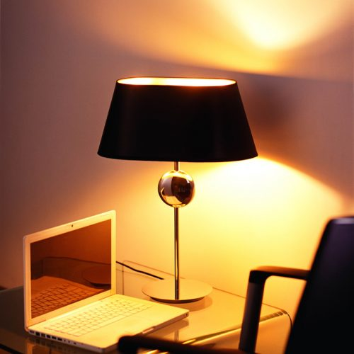 Napoleon 1 Table Lamp with Shade