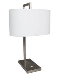 Palermo Table Lamp 65 with Shade