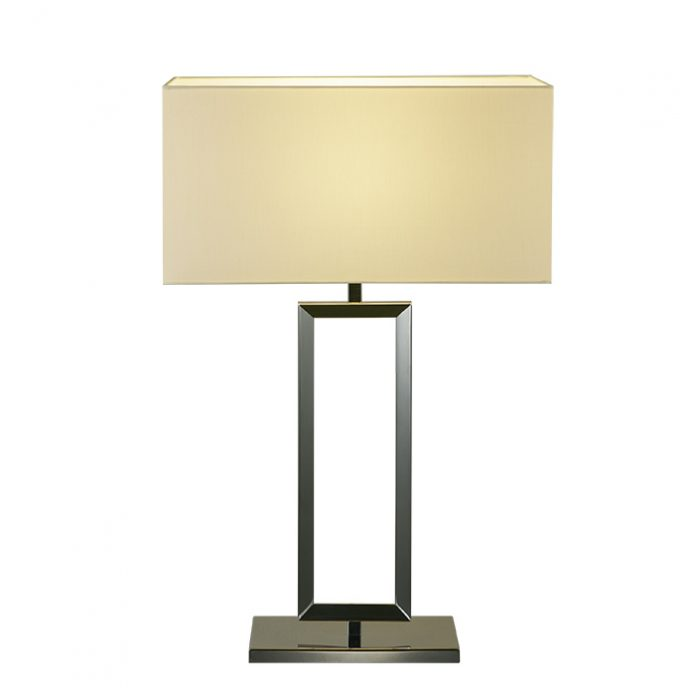 Quadrate Large Table Lamp with Shade