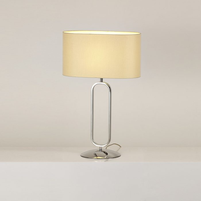 Roma Table Lamp with Shade