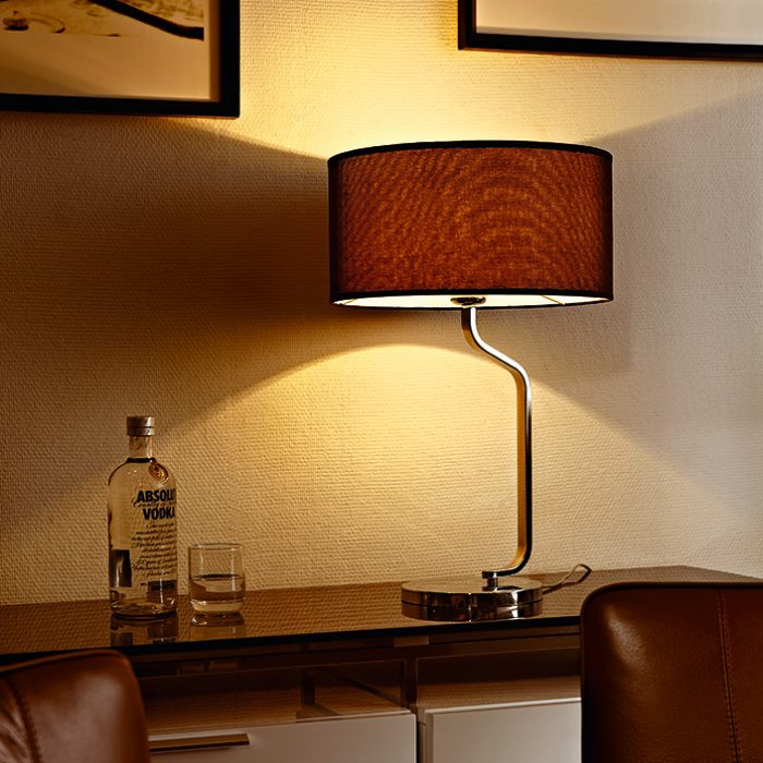 Sunday Table Lamp with Shade