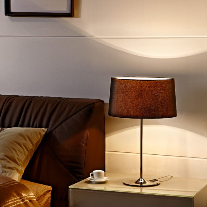 Sydney Table Lamp  with Shade