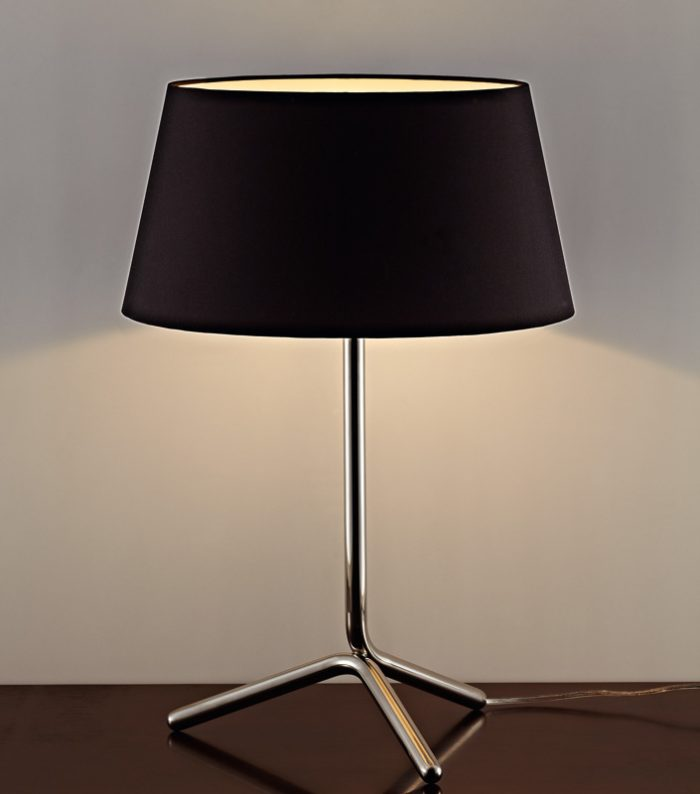 Tripod Table Lamp with Shade