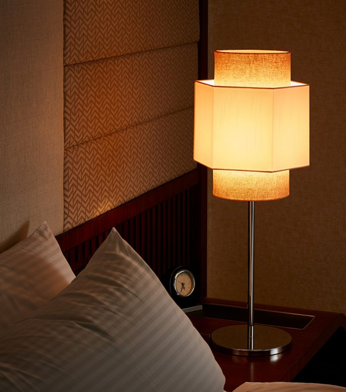 Twinset Table Lamp with Shade