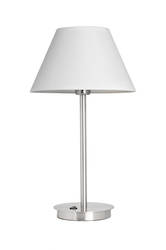Vantage Round Table Lamp with Shade