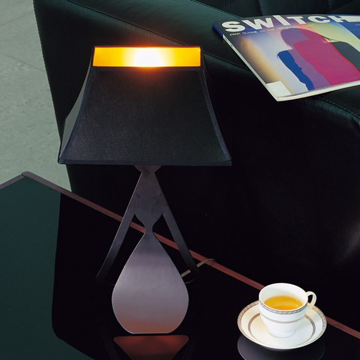 Wasp Table  Lamp with Shade