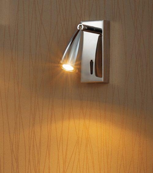 Bell  Small Arc Wall Lamp
