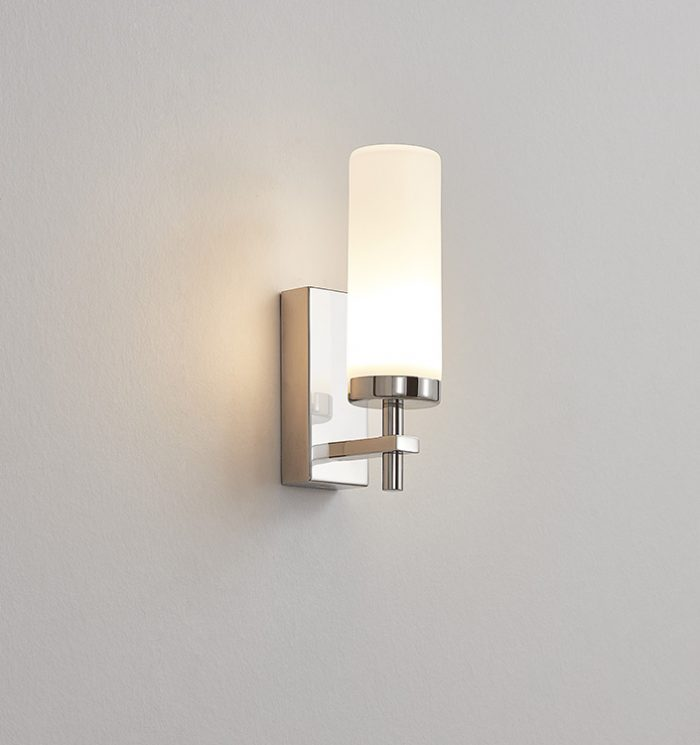 Cocktail Wall Lamp with Opal Glass