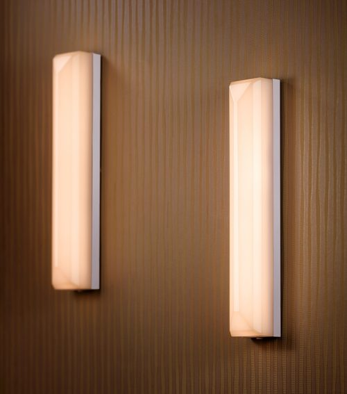Facete  Baguette Wall Lamp