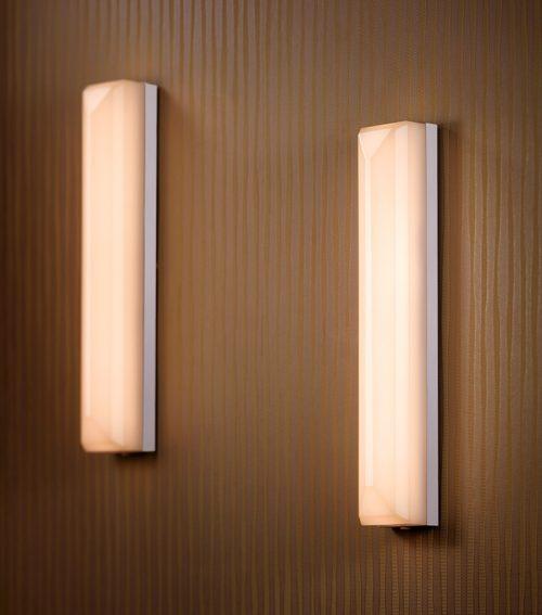Facete  Baguette Wall Lamp